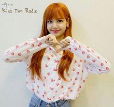 Lisa at Kiss The Radio