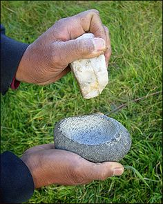 Wilderness Survival Skills sandstone cup how to and other primitive skills