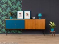 Vintage Kommoden - 60er Sideboard, Kommode 50er, WK, Vintage, - ein Designerstück von Mid-Century-Friends bei DaWanda