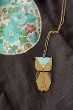 Origami Owl Necklace Shlomit Ofir