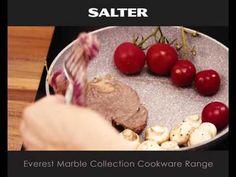 Inovativní nádobí Salter přináší revoluci v kuchyni: Víte, jak se vaří na mramoru a kovaném hliníku? | Magazín vždy.cz