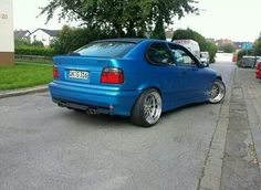 E36 compact ❤ Bmw E36 Compact, Bmw E36 318i, E36 Coupe, Luxury Cars, Saga, Euro, Wheels, Creatures, Bike