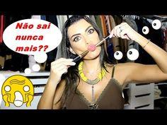 Batom Lipsense by Senegense: a revolução do batom, no Youtube/Camila Cléo