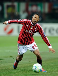 ~ Urby Emanuelson of AC Milan ~