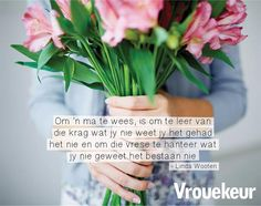 Om n ma te wees Afrikaanse Quotes, Families Are Forever, Quotes About Motherhood, Mothers Day Crafts, True Words, Inner Peace, Positive Quotes, Qoutes, Inspirational Quotes