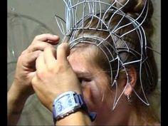 HEADDRESS TUTORIAL 1 YOU TUBE - YouTube
