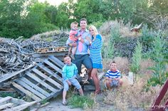 Jen Herem Photography --> love this whole session the family, the location, style....