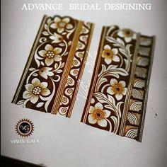 Pretty Henna Designs, Indian Henna Designs, Floral Henna Designs, Basic Mehndi Designs, Latest Bridal Mehndi Designs, Mehndi Designs 2018, Henna Art Designs, Mehndi Designs For Beginners, Wedding Mehndi Designs