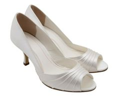 Possible shoes to go with dress