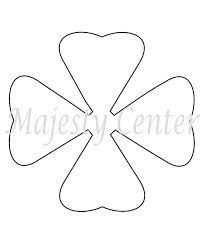 Image result for free paper flowers templates