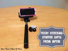 Techy Stocking Stuffer Gifts from Mpow