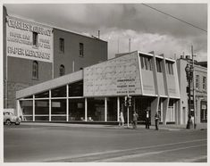South Australia, Melbourne, Sandwich Bar, Old Things, Street View, Espresso Coffee, Modernism, Architecture, Buildings