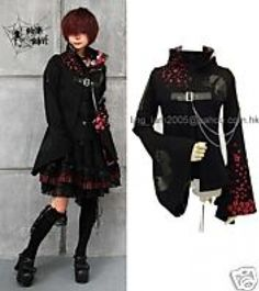 Emo Punk Clothing: If I weren't way over 40 I would do this.