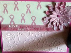 Aunt Tracy's Bootcamp: Breast Cancer Cards