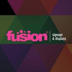 No end to what we can create Fusion Signage & Displays www.fusion-signs.co.uk