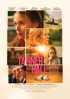 """One of those coming-of-age films I saw right when I needed to. """"Knowing each others darkest moments somehow connected us. And redeemed us."""" #tannerhall"""