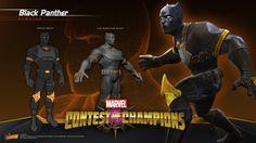 Marvel contest of champions Black panter