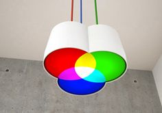 Adore this lamp. I am all about the primary colours. If I had my way, our house would look like Sesame Street.