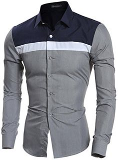 jeansian Men's Fashion Hit Color Stitching Long-Sleeved S... https://www.amazon.ca/dp/B01LYFSW81/ref=cm_sw_r_pi_dp_x_Jw09xbBPSB2WJ