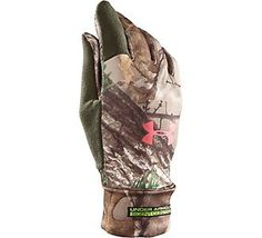 Under Armour Women's UA Scent Control Glove from Under Armour. Shop more products from Under Armour on Wanelo. Womens Hunting Clothes, Hunting Girls, Hunting Stuff, Women Hunting, Camo Stuff, Deer Hunting, Camo Outfits, Sport Outfits, Hunting Outfits