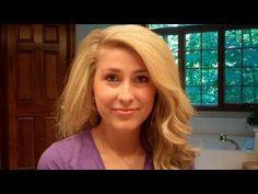 ***HAIR TUTORIAL*** How To Tease Your Hair.  Subscribe: Hannahshanae.  Also, love her video on curling hair!!
