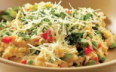 Κρεμώδες, υπέροχο και εύκολο, το απόλυτο ριζότο λαχανικών είναι ένα πεντανόστιμο πιάτο... αρκεί να ξέρετε τα μυστικά του!