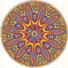 mandala Mandala, Ideas, Home, Thoughts, Mandalas