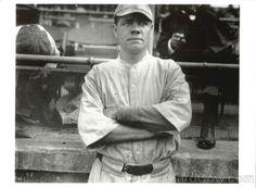 Babe Ruth's Rookie Year 1915 Baseball