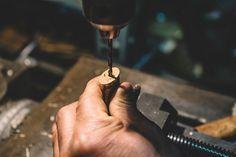 Making A Copper Cuff & Brass Lighter Case