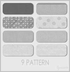 Neutral Photoshop patterns for download. Pattern 3 by Ransie3
