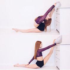 Elycia Cariou Frinot Joly 6 ans grand talent en gymnastique :)