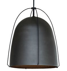 Entry Light Haleigh Wire Dome Pendant - 12 in   Rejuvenation
