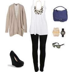 Easy comfort outfit