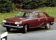 1972 Peugeot 305 Prototype
