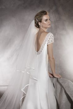 Ines Di Santo Spring 2018 Wedding Dresses New York Bridal Fashion