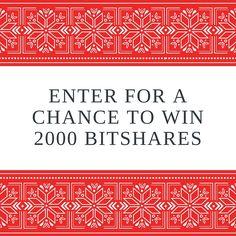 #BitShares - 2000 BTS Raffle