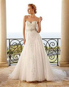 Bridal Gowns Casablanca 2053 Gown Image 1