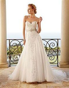 Bridal Gowns Casablanca  2053 Bridal Gown Image 1