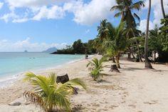 Plage, Martinique