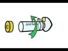 How to Clean your AeroChamber Plus* Flow-Vu* Chamber - Trudell Medical International Childhood Asthma, Good To Know, Health And Beauty, Flow, Medical, Cleaning, Youtube, Medical Doctor, Home Cleaning
