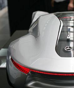 Mercedes SL|Pure Concept Car by Matthias Bottcher