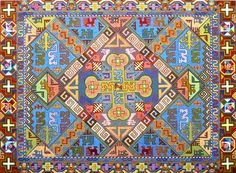 Armenian carpet
