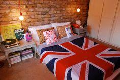 quarto - uk - union jack - bedroom - decor - nuta - vasconcellos