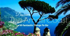 The Amalfi Coast has to be one of the most beautiful, most chic, most fabulous stretches of coastline in Europe. Winding it's way from Pos...
