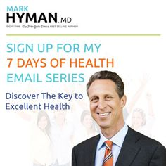 MARK HYMAN, MD is dedicated to identifying and addressing the root causes of chronic illness through a groundbreaking whole-systems medicine approach called Functional Medicine. A four-time New York Times bestselling author, through his private practice, education efforts, writing, research, and advocacy, he empowers others to stop managing symptoms and start treating the underlying causes of illness.