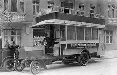 Decksitzbus BERLIN 1907