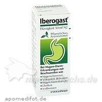 #IBEROGAST flüssig, 50 ML, Steigerwald Arzneimittelwerk GmbH
