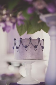 Gâteau #purple #party #cake #gâteau #pretty #sweet #yummy #desserts #petiteandsweet #staysweet
