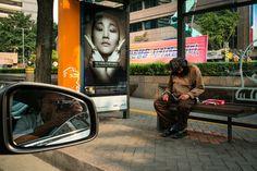 Something Here by Shin Noguchi Landline Phone, Seoul Korea