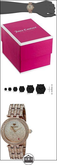 Juicy Couture Damas Cali Analog Business Cuarzo: Batería Reloj 1901377  ✿ Relojes para mujer - (Lujo) ✿